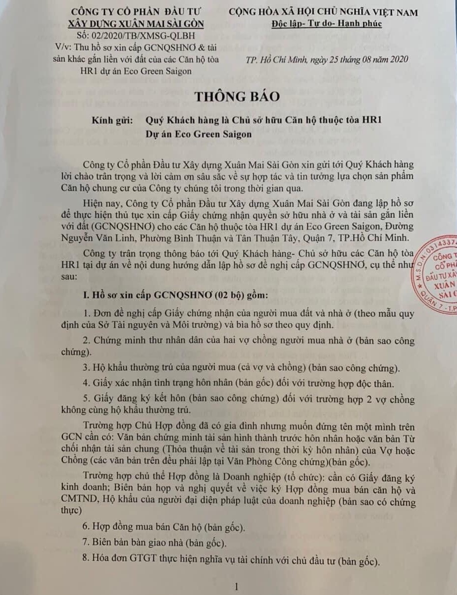 thong-bao-lam-so-hr1-eco-green-sai-gon-1